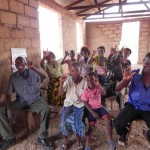No windows, no doors, no floor.  Just love!  Training the Hearing to reach the Deaf!