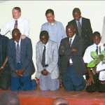 Ordination of national pastors